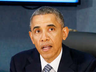 Barack Obama said the action was taken as Moscow continued its provocative and destabilising actions in Ukraine.