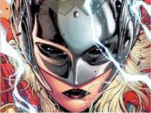Marvel Comics has unveiled a latest change in their hammer-wielding Norse superhero, Thor, by recasting him as a woman.
