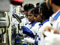 Nokia had about 7,500 employees in Chennai including contract workers, and 95% of them have moved out of the company.