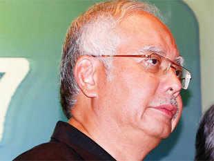 """Hishammuddin Hussein, a cousin of Najib's, said 83-year-old Sri Siti Amirah was """"on the flight"""". Siti Amirah was also Hishammuddin's step-grandmother."""