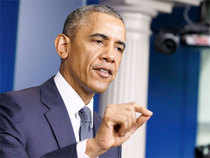 """Obama, who condemned attacks by Hamas on Israel, """"also raised serious concern about the growing number of casualties in Gaza""""."""