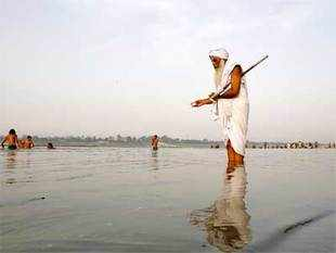 Since the inception of the National Ganga River Basin Authority, 76 schemes at a total cost of Rs 5,004.19 crore have been sanctioned in 48 towns.