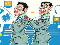 Someone making around Rs 10,000 a month net can make Rs 10 lakh pre-tax in the event of his company going public or getting bought or an internal share buy-back.