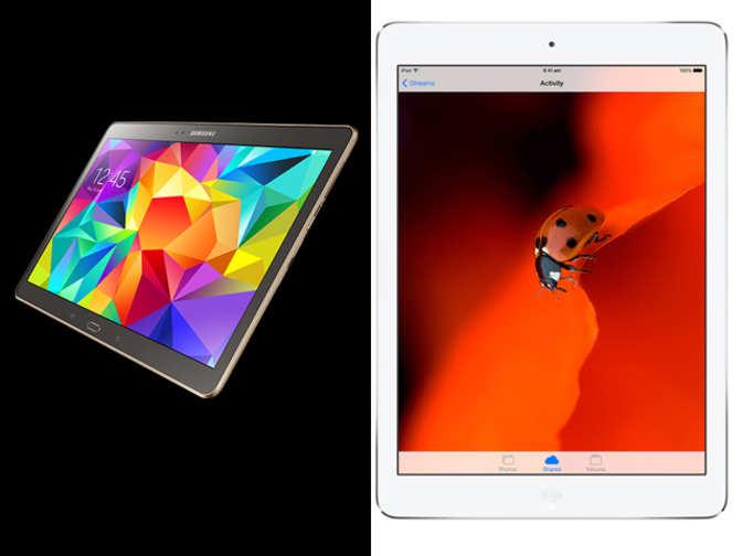 11 ways Samsung Galaxy Tab S is better than Apple iPad ...