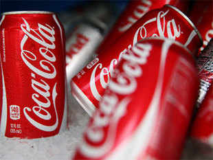 Coca-Cola returned to double-digit growth in the April-June quarter after four straight quarters of singledigit expansion. PepsiCo did not declare India-specific numbers.