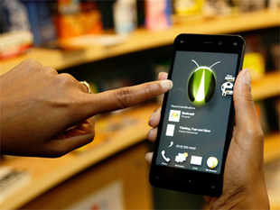 The $600-plus device thrusts Amazon into a fiercely competitive smartphone market dominated by Apple and devices running Google Inc's Android software.