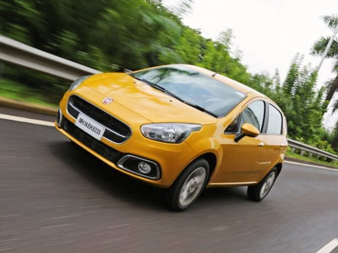 new car launches august 2014Fiat Punto Evo launch on 5th August 2014  The Economic Times