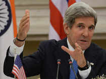 Kerry will be in New Delhi to co-chair the fifth annual India-US Strategic Dialogue with his Indian counterpart Sushma Swaraj.