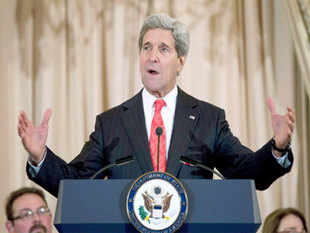 Kerry's visit two months ahead of Prime Minister Narendra Modi's trip to Washington in September end is aimed at instilling some vigour into the bilateral ties.