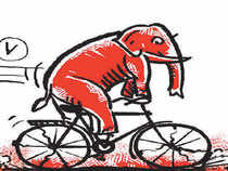 While Maya runs a tight administration, with good policing, Mulayam prefers to let loyalists run wild and unleash violence in the countryside.
