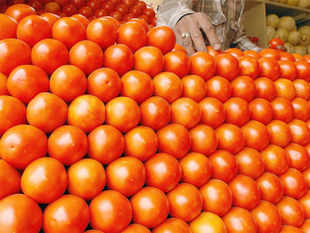 The prices of tomato are continuously moving up with the onset of monsoon due to strained supplies and higher wholesale prices in key producing states.