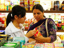 The share of premium consumer products has risen to 28%, or nearly Rs 60,000 crore, in the country's fast-moving consumer goods (FMCG) market.