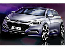 The second generation of the hatchback was designed at Hyundai Motor's Design Centre Europe in Rüsselsheim, Germany.