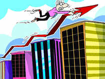 Net debt of the country's largest real estate firm rose to Rs 19,064 crore as on June 30 from Rs 18,526 crore as on March 31 this year, according to an analysts presentation.