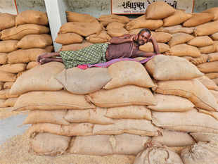 Last year, Parliament passed the Food Security Act that gave legal entitlement to highly subsidised foodgrains to two-thirds of the country's population.