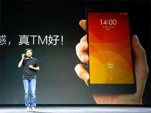 Market research firm Canalys said Tuesday that Xiaomi sold 15 million smartphones in China during the second quarter, more than a three-fold surge from a year earlier.