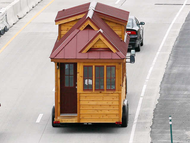 small wonder a house on wheels - Small House On Wheels