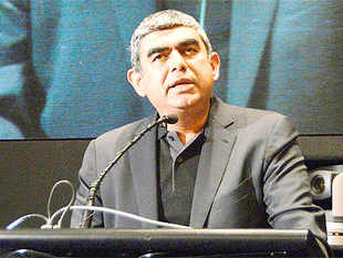 After this latest round of promotions, Infosys has promoted 15,000 employees since the start of the year. The move by Sikka is part of his outreach to employees.