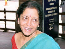 It's just 65 days of governance, exclaims Sitharaman as she points out that the Modi govt has done more in 60 days than the UPA over six Parliament sessions.