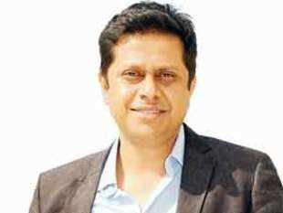 We see both Myntra and Flipkart's fashion category as billion dollar businesses each in two-three years, says 37-year old Mukesh Bansal.