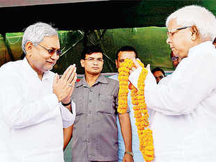 With such strategies of rerunning the narrative of caste politics by aligning with the RJD, the JD(U) leader's survival in the state will now be seriously threatened by the very BJP the Nitish-Lalu combo wishes to vanquish.