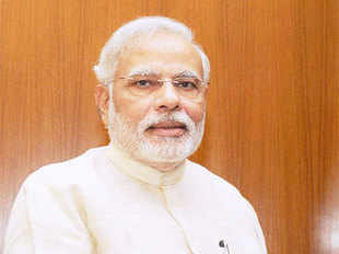 Modi arrived on his maiden visit to Leh on Tuesday to inaugurate two hydro-power projects in the Ladakh region and a 330km Leh-Srinagar transmission line.