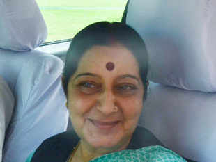 Swaraj, during her three-day trip, will hold meetings with top leaders of Singapore including Prime Minister Lee Hsien and her counterpart K Shanmugam.