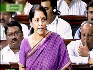 Government won't entertain FDI in multi-brand retail: Nirmala Sitharaman
