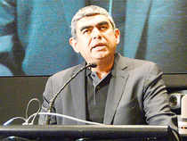 Sikka is tapping Stanford University, consultants, venture capitalists and startups in the US for ideas on technology innovation and disruptive business models.