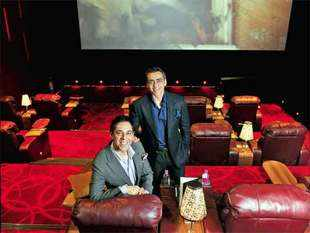 Box office collections are still the mainstay of PVR's operations, but in recent years, the F&B business has become a money-spinner