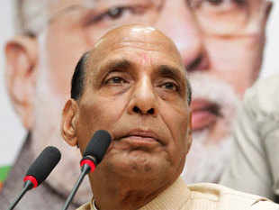 Rajnath Singh had at BJP's national council in 2013, slammed the UPA for not bringing tough Unlawful Activities Prevention law