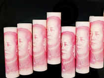 The currency steadied around five-month highs, as investors regained confidence in China's economy and bet on further gains in the yuan.