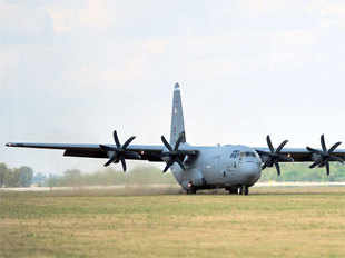 TheIndian Air Forcehad initially acquired six C-130Js, and over three-and-a-half years of operations so far.