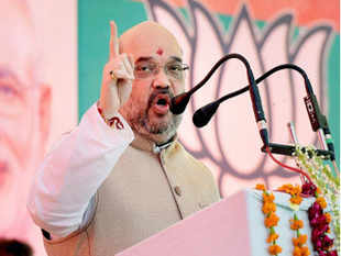 Speaking to party workers on his maiden visit after his recent elevation as party chief, Shah said time has come for the party to reclaim the govt in UP.