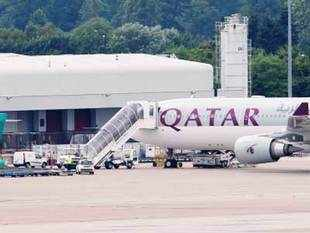 Qatar Airways today launched an easy payment option for its customers, under which a flyer can book ticket using a debit or credit card.