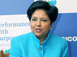Indra Nooyi will be the fifth global business head to meet the PM Narendra Modi who has been egging on MNCs to invest in the country.