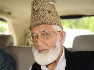 Geelani termed the Narendra Modi government's decision to cancel the India-Pakistan foreign secretary-level talks as unfortunate.