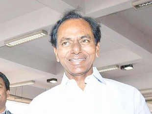 It obviously does not occur to K Chandrasekhar Rao that Brand Hyderabad can prosper only if outsiders are welcomed and are not discriminated because they came from elsewhere.
