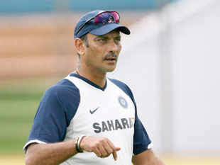 Shastri was appointed Team Director after India lost the fifth and final Test against England in under three days to go down 1-3 in the series.
