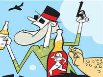 Kerala, which has India's highest per capita consumption of alcohol, has announced a phased prohibition policy that will see it going booze free in 10 years.
