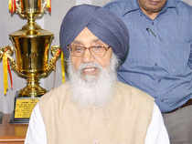 Badal's reaction was in response to the Congress advisory to party chief ministers to strictly stick to protocol and limit stage presence with Modi.