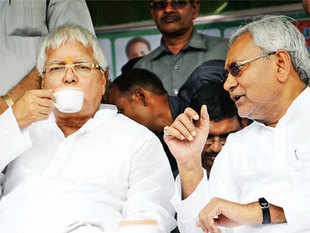 The BJP leadership would, therefore, be quite badly stung at losing six of the 10 Bihar seats to a coalition that they had just yesterday dismissed as the blind leading the lame.