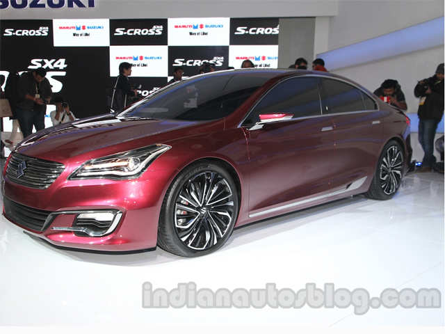 new car launches september 2013Maruti Ciaz Honda City competitor set for September launch