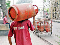 The oil companies released 8.2MT of kerosene through thePDSin 2011-12, buta total of 5.5 MT of kerosene made its way to the consumer from thePDSsystem.