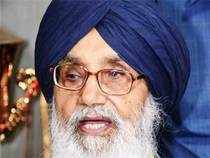 """Punjab CM Parkash Singh Badal too had dismissed statements made by the RSS chief who had said that """"all Indians were Hindus""""."""