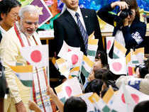 Modi invited teachers from Japan to teach Japanese language in India and proposed online courses amid his pitch for enhanced cooperation in languages and social values among the Asian countries to make the 21st Century truly that of Asia.