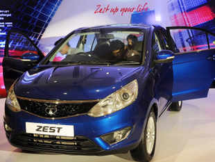 """RanjitYadav, president of passenger vehicle business unit on Monday tweeted, """"Delighted that@TataZestalready has an order pipeline of10k+ for next2months."""""""
