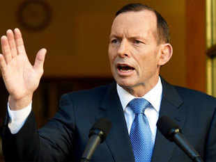 Media reports recently said the two sides have reached the deal on the civil nuclear agreement, which will be formally signed by Prime Minister Abbott during his visit. Photo: EPA