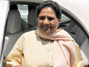 When riots broke out in the area, Mayawati was scarcely seen on the ground, her support base which also included Muslims and a few upper castes along with Dalits.