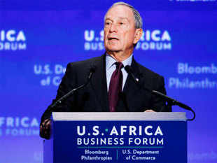 ​Former New York Mayor Michael Bloomberg will return as head of Bloomberg LP, the data and financial news company he founded.